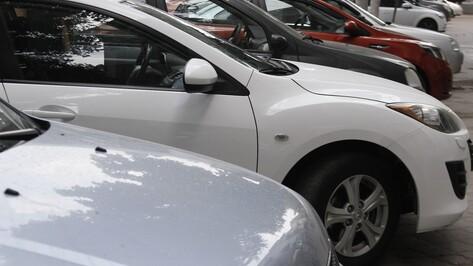 В Воронеже в день выборов запретили парковку у облдумы