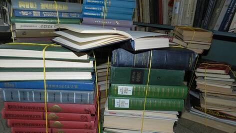 Верхнехавцы подарили «Народной библиотеке» более 1000 книг