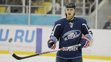 ВХЛ признала игрока воронежского «Бурана» нападающим недели