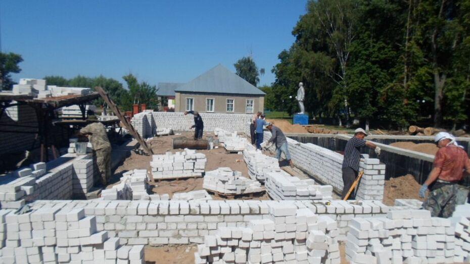 В Бобровском районе построят межпоселковый спортивный комплекс