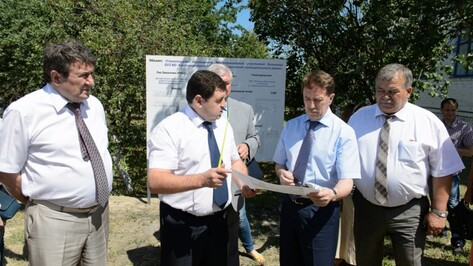 Современная сельская поликлиника откроется в Воронежской области в 2015 году