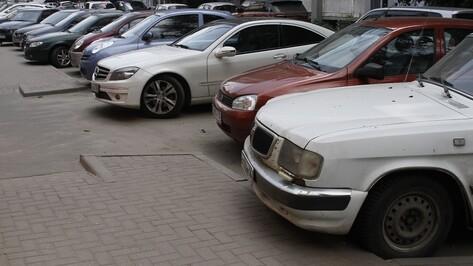 Житель Воронежской области лишился иномарки за неуплату штрафа