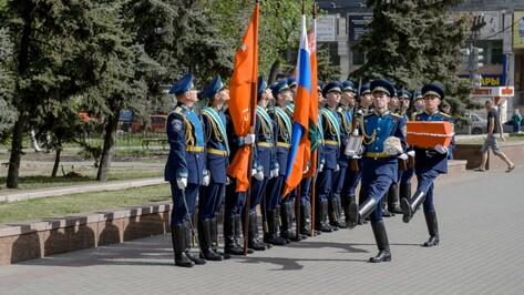 Воронежские поисковики передали на родину останки белорусского офицера