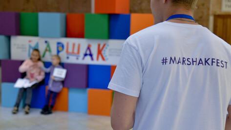 Решение о проведении в Воронеже детского фестиваля «Маршак» примут в октябре