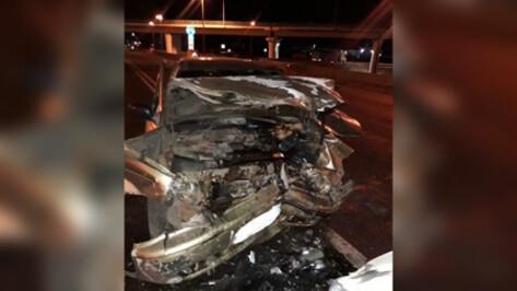В ДТП с Mazda и Daewoo на левом берегу Воронежа пострадали 4 человека