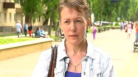 Мама пропавшей студентки записала для воронежцев видеообращение