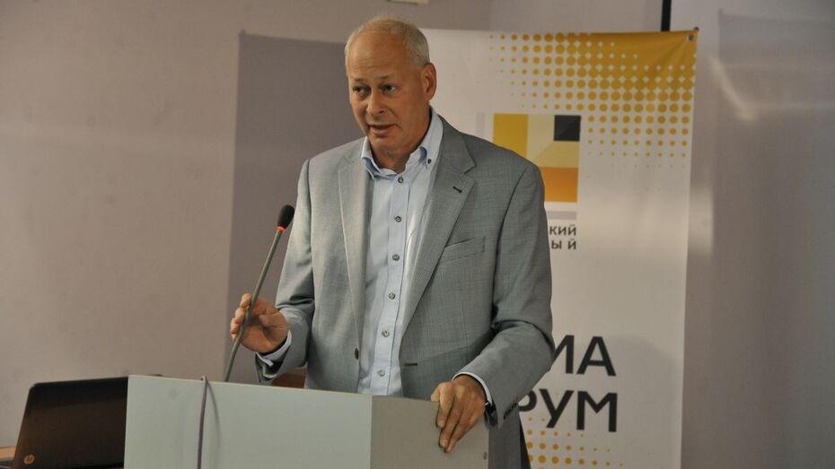 Алексей Волин: «Воронежская область – лидер среди регионов по развитию СМИ»