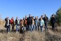 Волонтеры высадили 10 тыс. сосен на Кожевенном кордоне