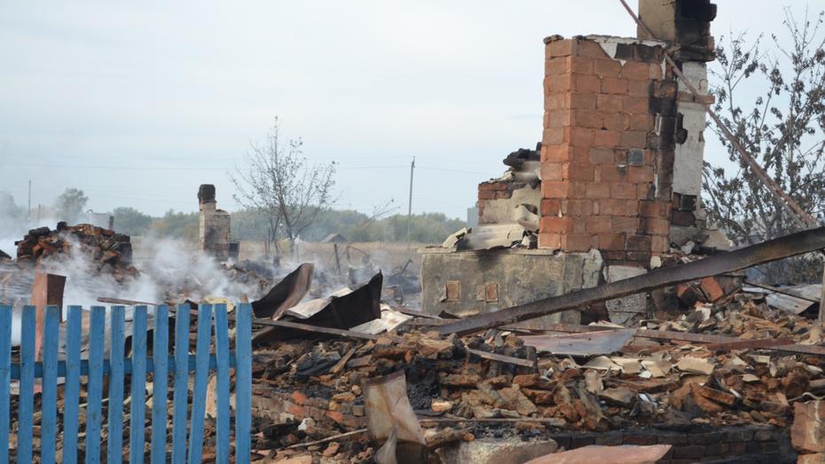 «Это ад какой-то». Как воронежцы встретили вторую волну пожаров в регионе