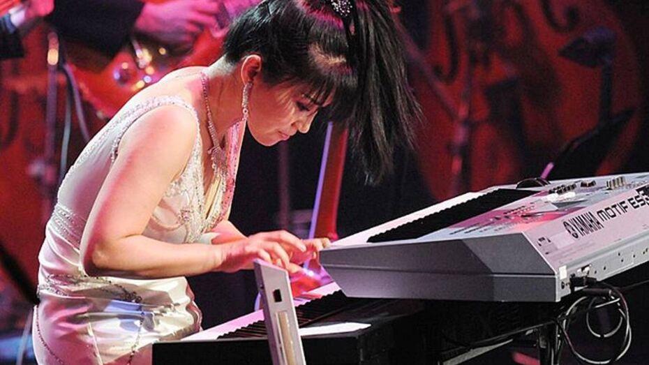 В Воронеже выступит джазовая пианистка из Японии