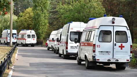 Около 340 коек осталось свободными для COVID-пациентов в Воронежской области