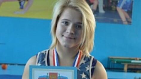 Репьевская спортсменка примет участие в Чемпионате России по вольной борьбе