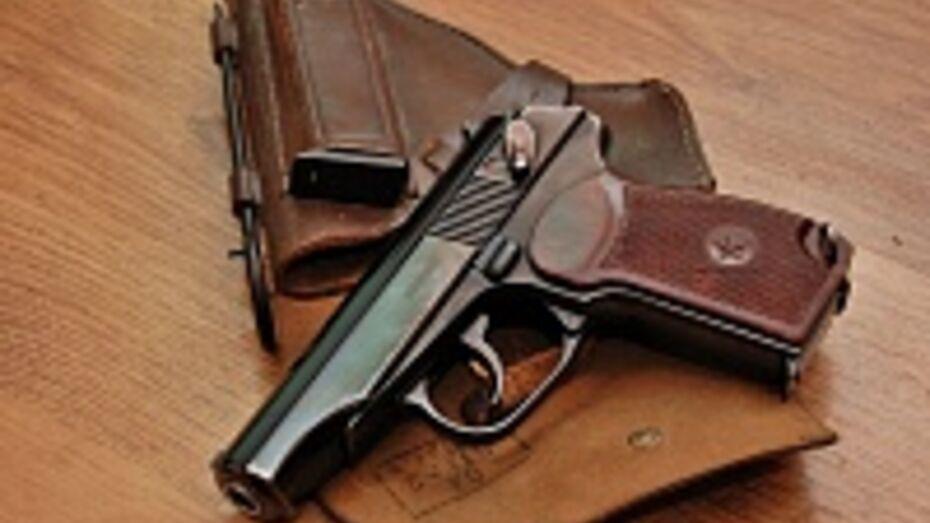 В Воронежской области в распоряжении ЧОПов находится более 1,6 тыс единиц оружия