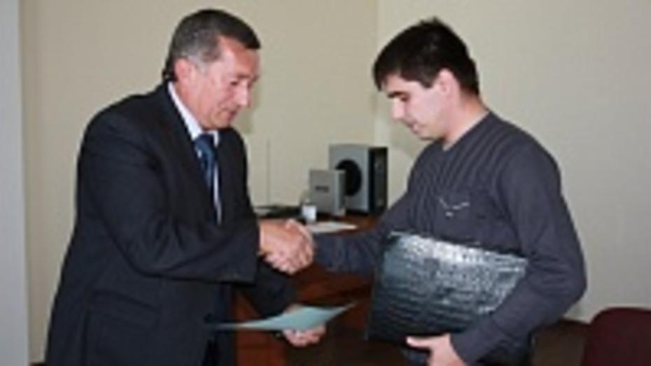 В Ольховатском районе пять молодых семей получили средства на улучшение жилищных условий