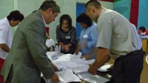 Около 90% каменских избирателей проголосовали за Алексея Гордеева