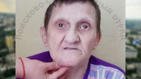 Воронежские волонтеры попросили помочь в поисках родных пациентки психдиспансера