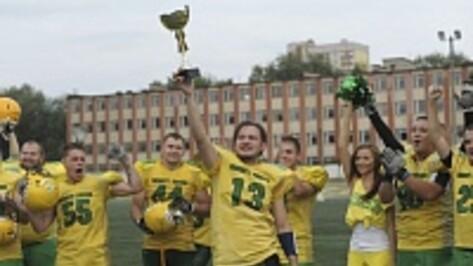 Тренер «Могучих уток» Стас Морозов: «Американский футбол зацепил Воронеж»