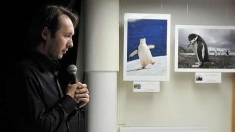 Известный фотограф-натуралист Сергей Белых провел мастер-класс для воронежцев