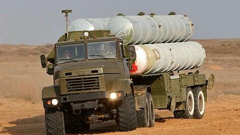 В Воронежской области зенитно-ракетный полк поднялся по учебной тревоге
