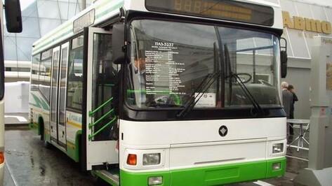 20 сентября в Борисоглебске заработает новая маршрутная сеть