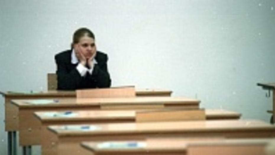 Почти две трети воронежских выпускников поставили ЕГЭ смайл «усталость»