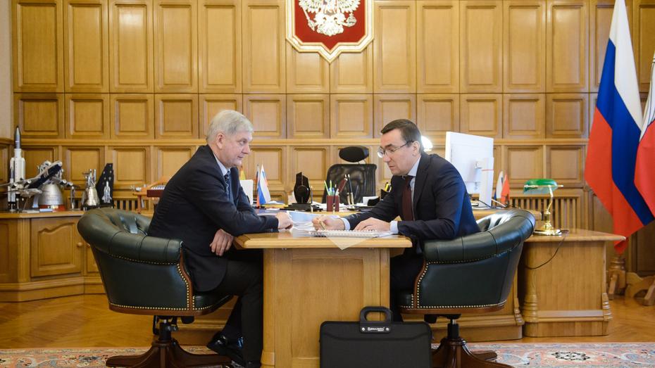 В Воронеже построят спорткомплексы «Парк Лайн» и «Академия»