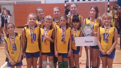 Лискинские волейболистки стали призерами турнира на приз олимпийской чемпионки Ирины Макогоновой