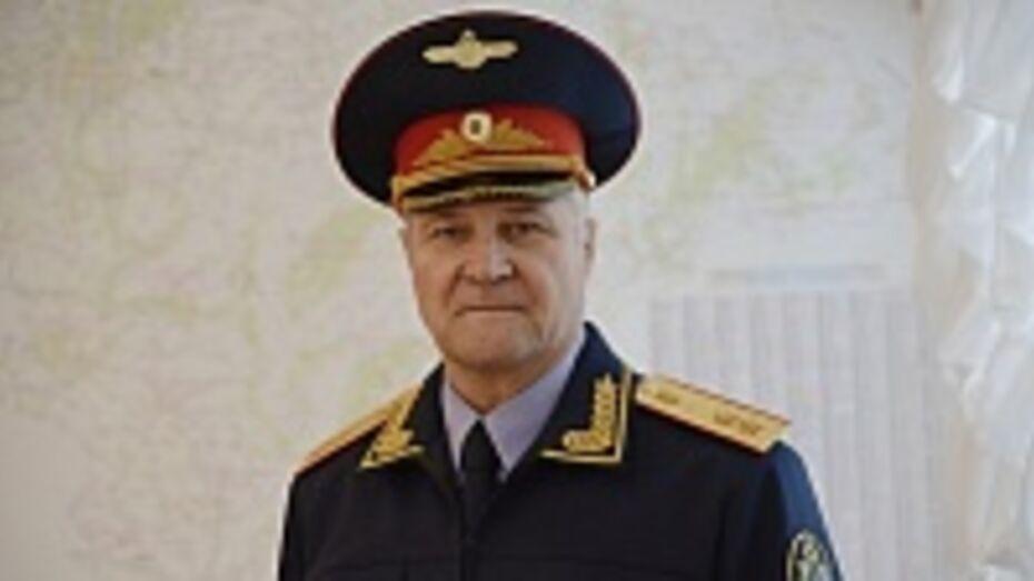 Президент освободил от должности главного следователя Воронежской области Николая Третьякова