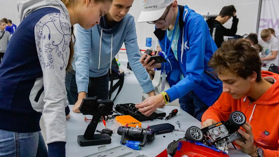 Юные воронежцы отличились в гонке водородных машин на всероссийском конкурсе