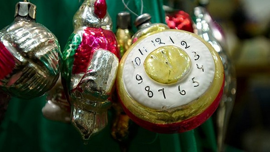 В лискинском соборе 15 января откроется выставка елочных игрушек