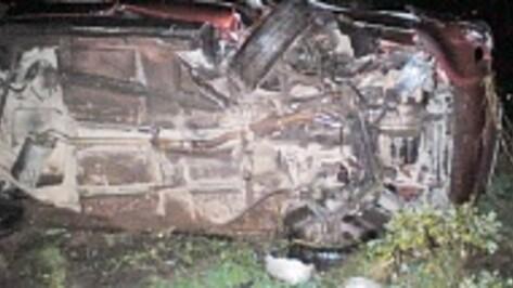 Под Воронежем Audi врезалась в Chevrolet: один водитель погиб, второй ранен