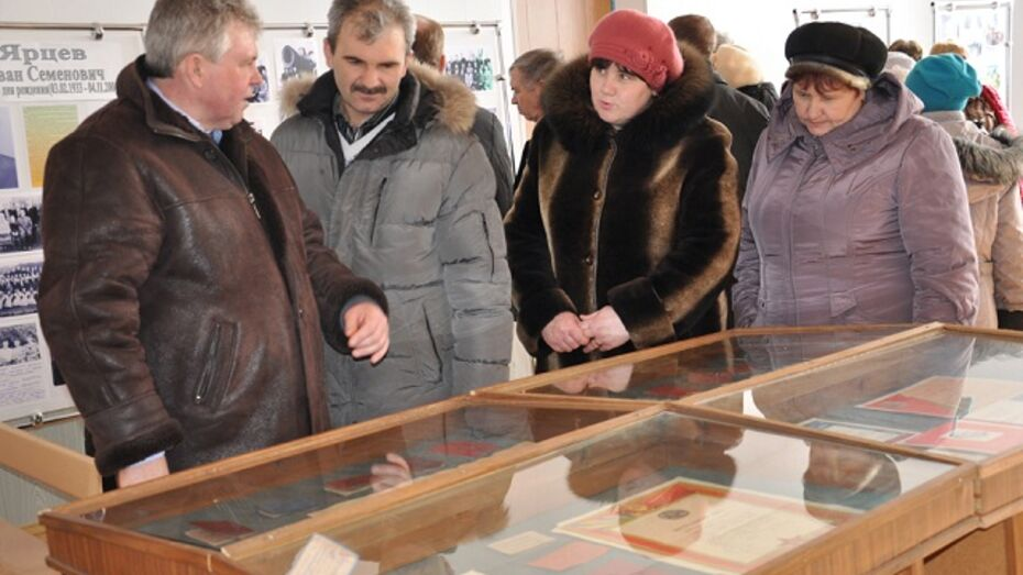 В  одном  из  сел  Репьевского  района  открылcя краеведческий  музей