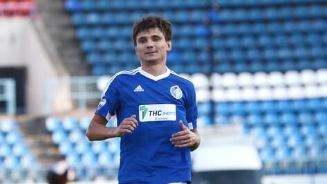 Двое футболистов воронежского «Факела» попали в сборную 4 тура ФНЛ