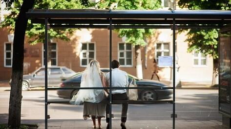 На Красную горку в Воронежской области поженятся 546 пар