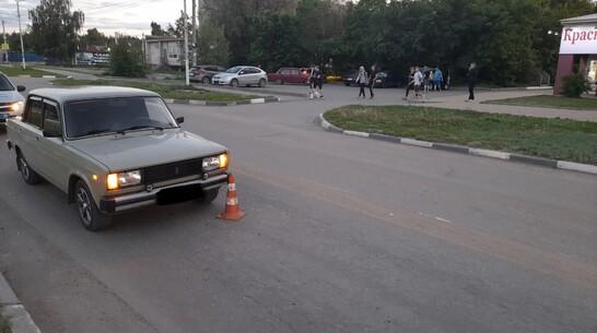 Под колеса ВАЗа попал 11-летний мальчик в Воронежской области