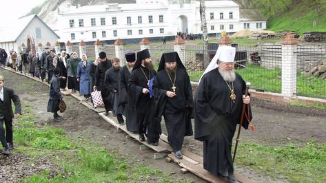 Меловой храм в воронежском Дивногорье передадут Русской православной церкви