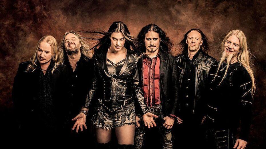 Финская метал-группа Nightwish впервые выступит в Воронеже