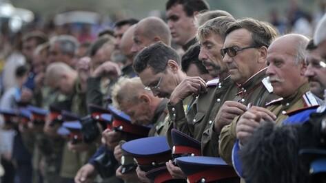 Воронежские казаки станут госслужащими