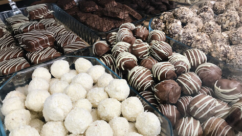 Сотрудники воронежского Центрального рынка поделились секретами производства шоколада