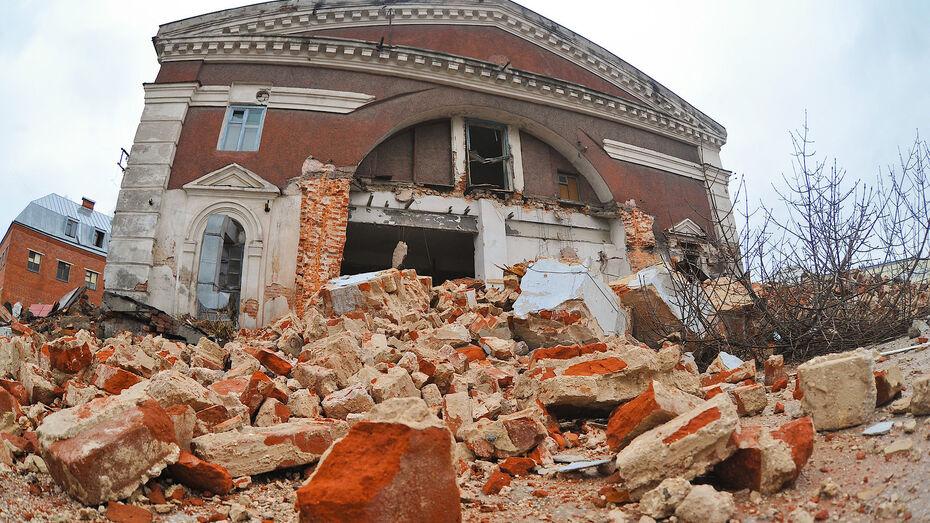 В Воронеже отреставрируют Церковь Рождества Христова на Придаче