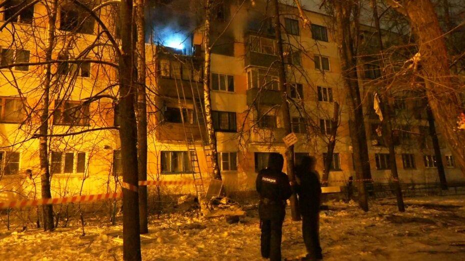 В Воронеже курсанта наградили медалью за спасение детей из горящей пятиэтажки
