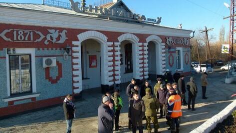 Ученики кантемировской школы не смогли попасть на занятия из-за строительства железной дороги