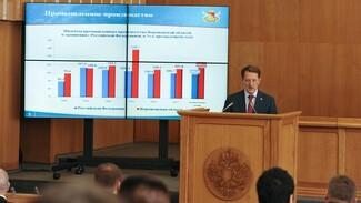 Алексей Гордеев призвал «сохранить стабильность» в Воронежской области