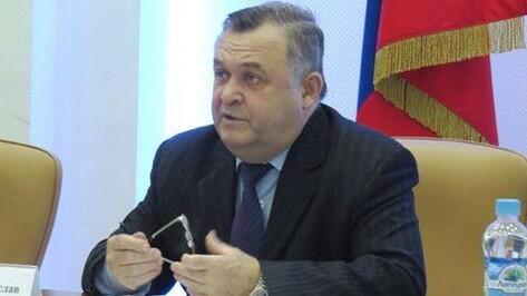 Воронежская облдума подтвердила полномочия главы Контрольно-счетной палаты