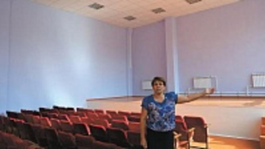 Воробьевскую школу отремонтировали за 12 млн рублей