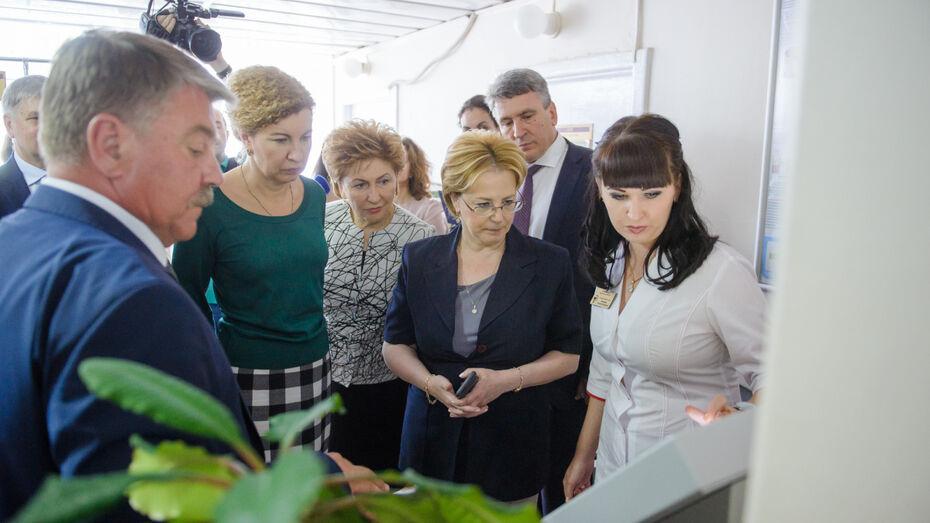 Воронежская область поучаствует во всех 8 направлениях нацпроекта «Здравоохранение»