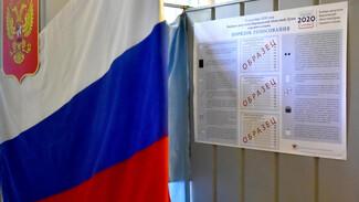 В единый день голосования в Воронежской области открылись избирательные участки