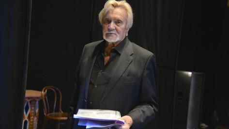 Хореограф Владимир Васильев в Воронеже: «Я не люблю бессмыслицы»