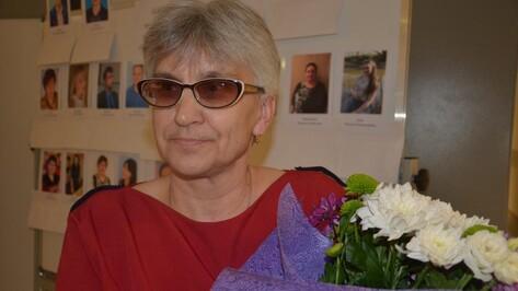 Победителю областного конкурса учителей ОБЖ из Аннинского района подарили огнетушитель