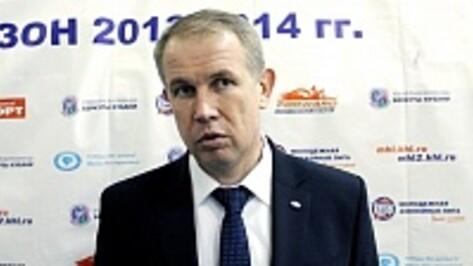 Бывший наставник хоккейного клуба «Россошь» Андрей Лунев возглавил команду ВХЛ